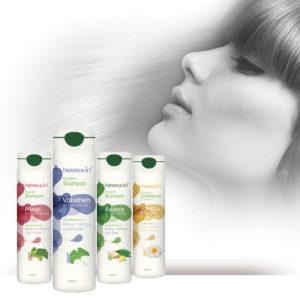 Linha Herbal Shampoo